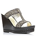 Moda in Pelle Pendulum Ladies Sandals