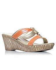 Moda in Pelle Pattsy Ladies Sandals