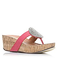 Moda in Pelle Palmela Ladies Sandals