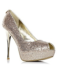 Moda in Pelle Intricate Ladies Shoes