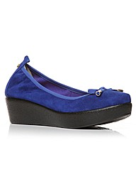 Moda in Pelle Hessie Ladies Shoes