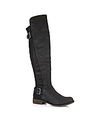 Moda in Pelle Hiker Ladies Boots
