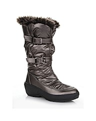 Moda in Pelle Furrie Ladies Boots