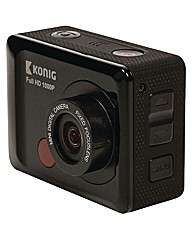 Konig CSAC300 HD Action Camcorder