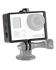 Boya Frame Mount for GoPro HERO 4/3+/3
