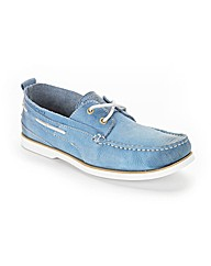 Rockport Coastal Springs 2 Eye Moc