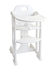 East Coast Multiheight Highchair