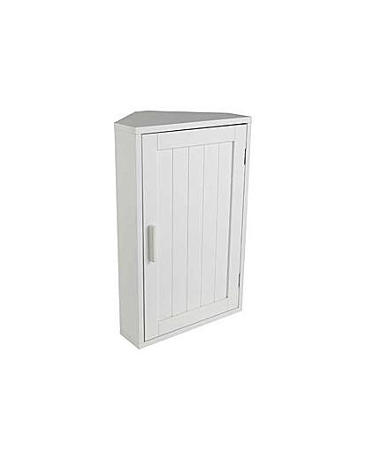 wooden corner bathroom cabinet white home essentials