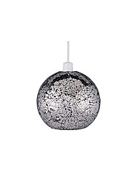 Inspire Crackle Shade - Black
