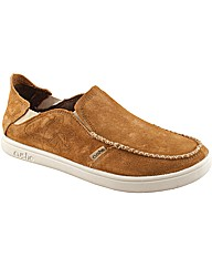 Cushe Evo-Lite Loafer Suede Shoes