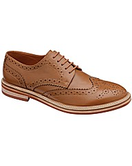 Frank Wright Fry Brogue Shoe