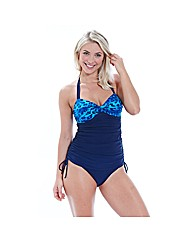 Zoggs Blue Planet Swimdress Swimsuit