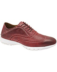 Hush Puppies Five-Brogue Shoe