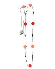Pastel Coloured Enamel necklace