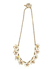 Multi Flower Necklace