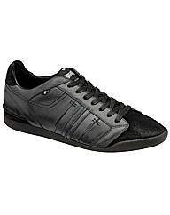 Lonsdale Torok Mens Leather Trainer