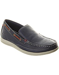Trent Ultralight Slip On Boat Shoe