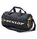 Dunlop Nylon Emblem Logo Holdall