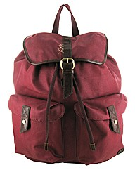 Boxfresh Camlan Canvas Backpack