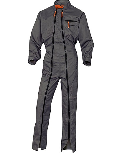 Mach 2 Double zip coverall
