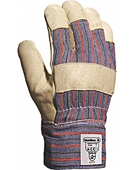 Deltaplus Full Grain Leather Glove