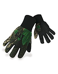 Caterpillar PVC Micro Palm Gloves Large