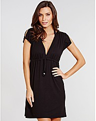 Venus Split Sleeve Jersey Cover Up