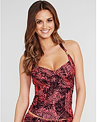 Congo Underwired Tankini Top