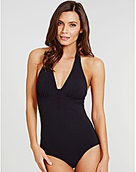 Icon Zip Shaping Swimsuit