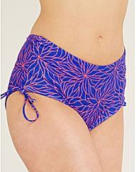 Cape Verde Adjustable Leg Bikini Short