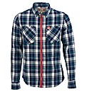 Mens Check Middlebere Overshirt