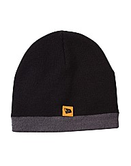 JCB Stone Knitted Hat