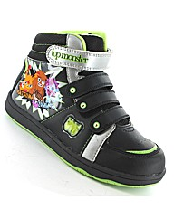 Moshi Monsters Black Boot