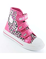 Hello Kitty Peony Hi Top