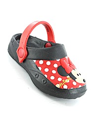 Minnie Majestic Clog