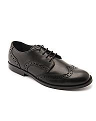 Start-rite Burford Black Leather Fit G