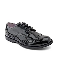 Start-rite Burford Black Fit G Shoes
