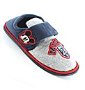 Mickey Retro Badge Slipper