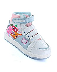 Moshi Girls Hi Top Trainer
