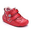 Start-rite Go Red Patent Fit F Shoes