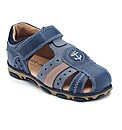 Start-rite Turin Navy Fit F Sandal