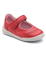 Start-rite Flexy-soft Red Fit G Shoes