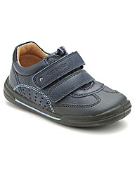 Start-rite Flexy-soft Navy Fit G Shoes