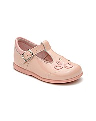 Start-rite Pixie Pink Patent Fit F Shoes