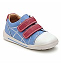 Start-rite Flexy-soft Blue Fit G Shoes