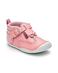Start-rite May Pink Patent Fit E Shoes