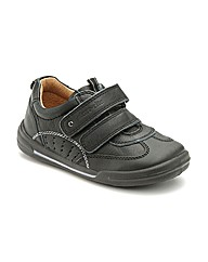 Start-rite Flexy-soft Black Fit F Shoes