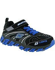 Skechers Sk90406 Light Up Trainer