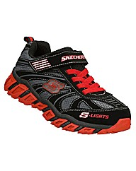 Skechers Lights Up Pillar Ignus Trainer