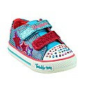 Girls Skechers Twinkle Toes Triple Up